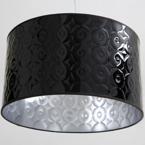 pendant lamp / contemporary / PVC / handmade