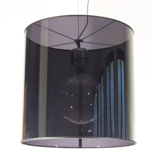 pendant lamp / contemporary / PVC / halogen