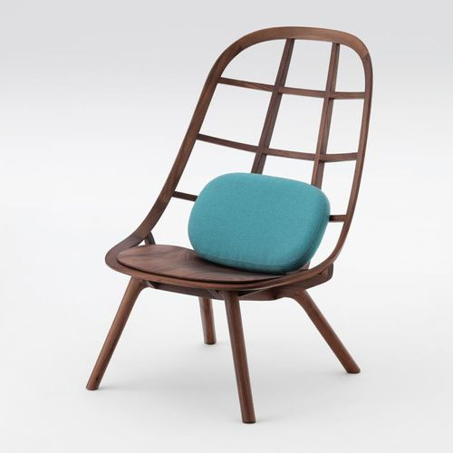 contemporary fireside chair - Meetee