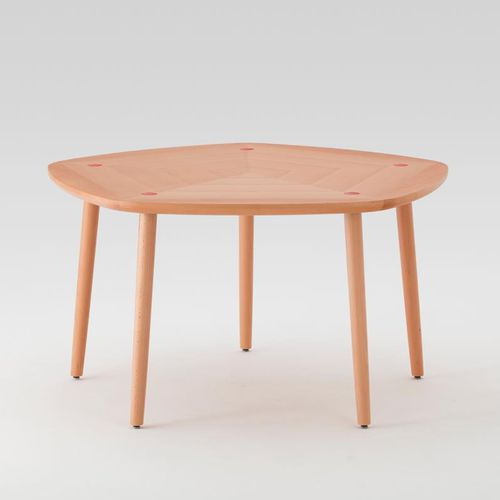 Contemporary dining table / wooden / pentagonal FIVE by Claesson Koivisto Rune Meetee