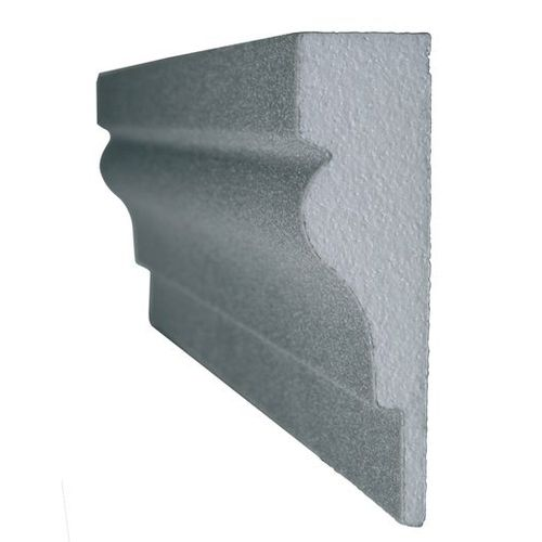 roof cornice / expanded polystyrene / prefab / outdoor