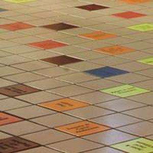 indoor tile floor ceramic multi color quarry company - Multi Colored Tile Floor