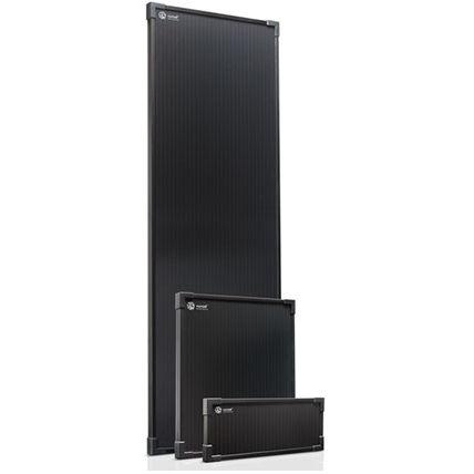 thin-film PV panel / standard / black