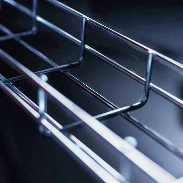 Wire mesh cable tray - DEFEM - schneider-electric