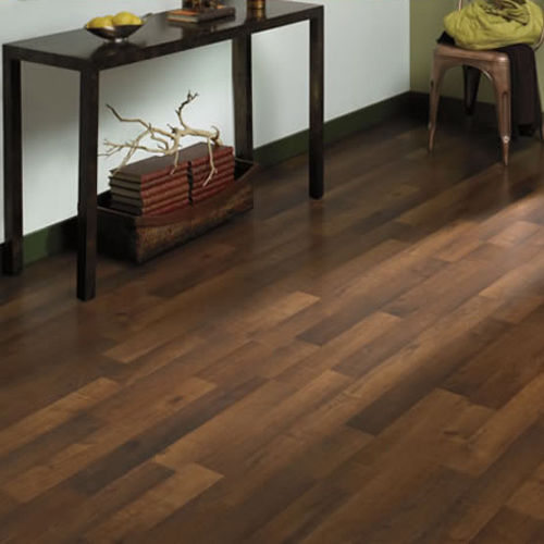 Lovely Wooden Laminate Flooring / Clip On / Wood Look / Residential. TRADITIONAL  CLICETTE : DELAWARE OAK SUNRISE DOS501 Columbbia Flooring Originals