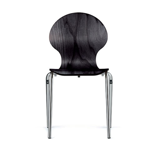 stackable conference chair / with armrests / upholstered / connected