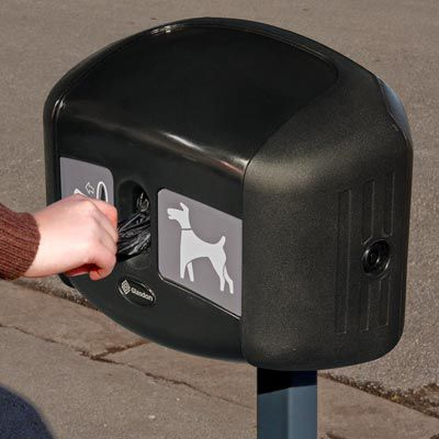 dog waste bag dispenser