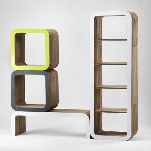 modular shelf - Lessmore