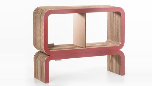 modular shelf / original design / cardboard