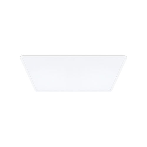 recessed ceiling light fixture / LED / linear / square