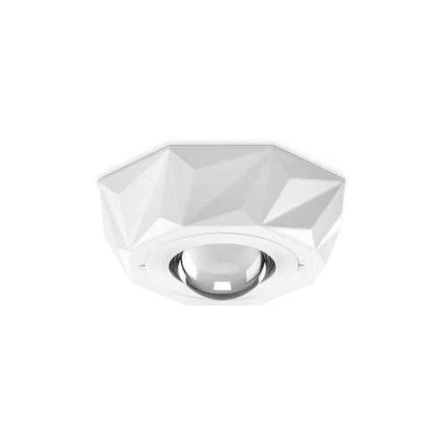 surface-mounted light fixture / recessed / LED / glass
