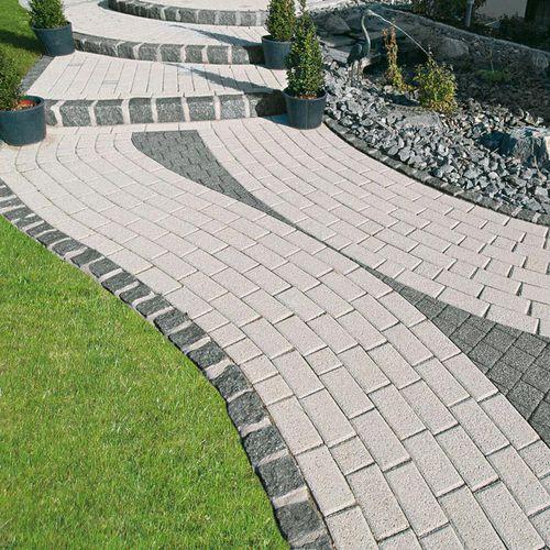 natural stone paver / granite / basalt / drive-over