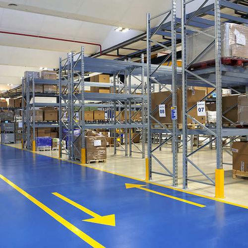 Epoxy resin flooring / industrial / for public spaces / other formats PAVIPLAST ANTIFIAMMA SIVIT