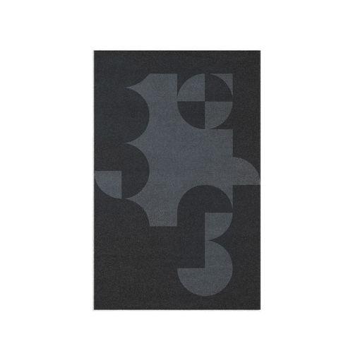 Contemporary rug / patterned / Tencel® / rectangular TARANTINO Essential Home