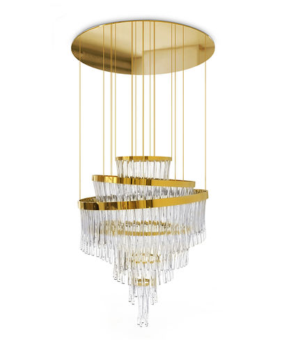 contemporary chandelier - LUXXU MODERN DESIGN & LIVING