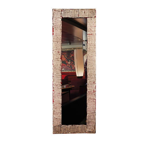 Wall-mounted mirror / contemporary / rectangular / Murano glass BARBARIGO veveglass