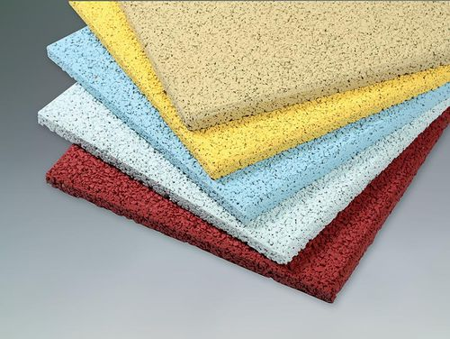 interior acoustic panel / for ceilings / for interior walls / cork