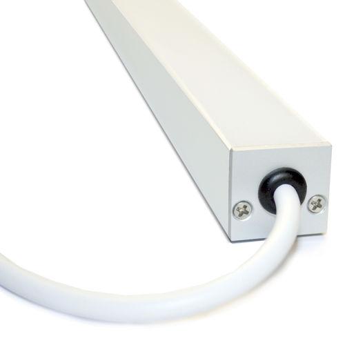 built-in lighting profile / floor / LED / modular lighting system