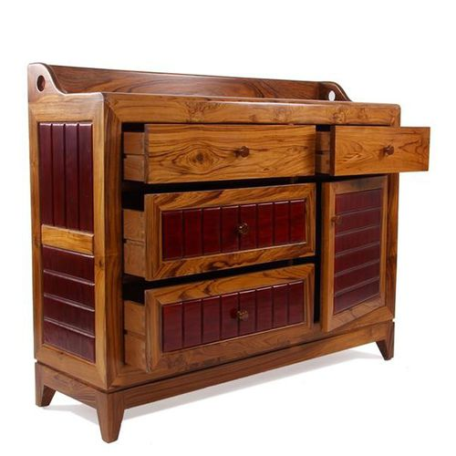traditional sideboard / solid wood