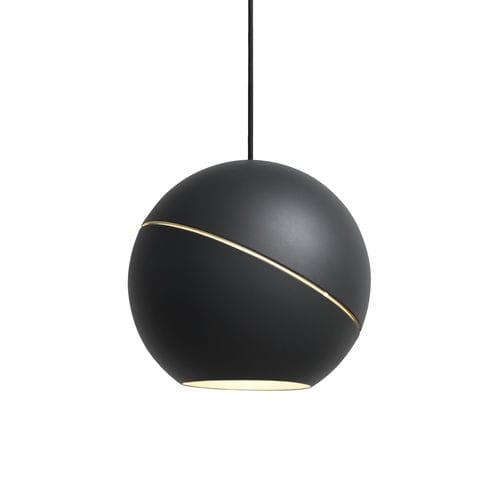 pendant lamp / contemporary / steel