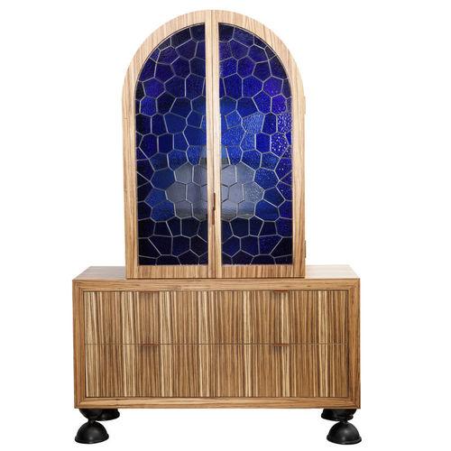 traditional wardrobe / wooden