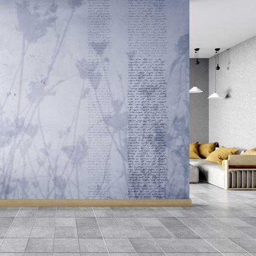 vintage wallpaper / nonwoven fabric / vinyl / floral