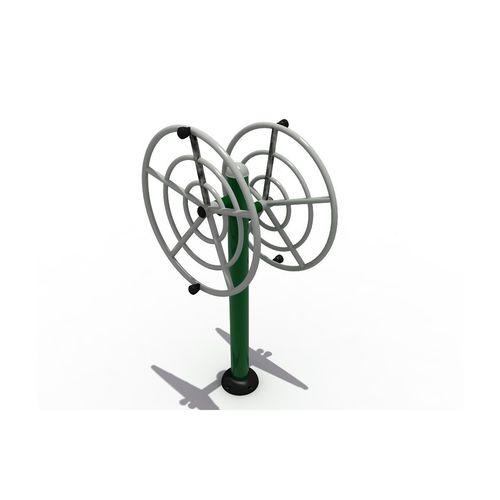 outdoor shoulder rotator