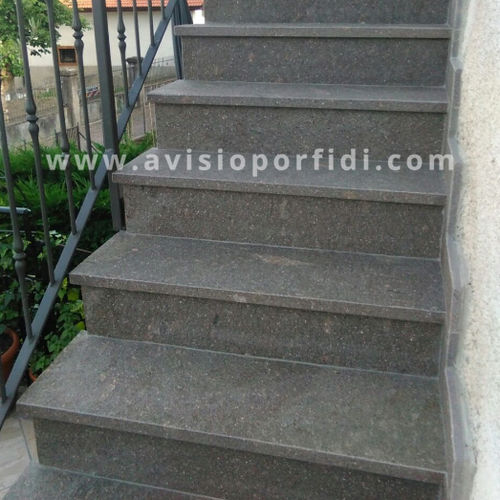 porphyry step covering / non-slip / high-resistance