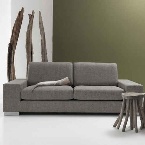 contemporary sofa / fabric / 3-seater / 4-seater
