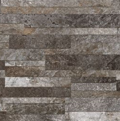 Outdoor Tile Wall Ceramic Embossed Infinity Somany