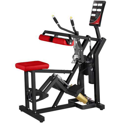 leg press weight training machine