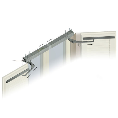 swing door automation / solar shading / swing shutter
