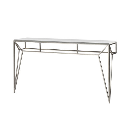 Traditional sideboard table / glass / iron / wrought iron PRISME Mobilier De Style
