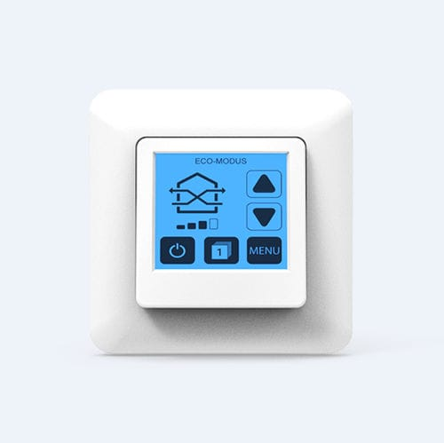 ventilation system touch screen / wall-mounted
