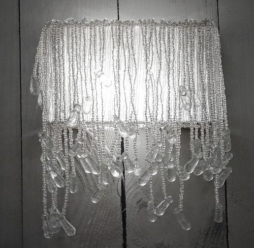 contemporary wall light / glass / incandescent / rectangular