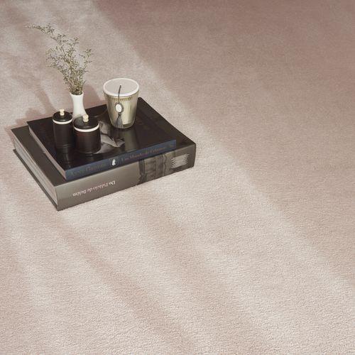 tufted carpet / polyester / velvet / home
