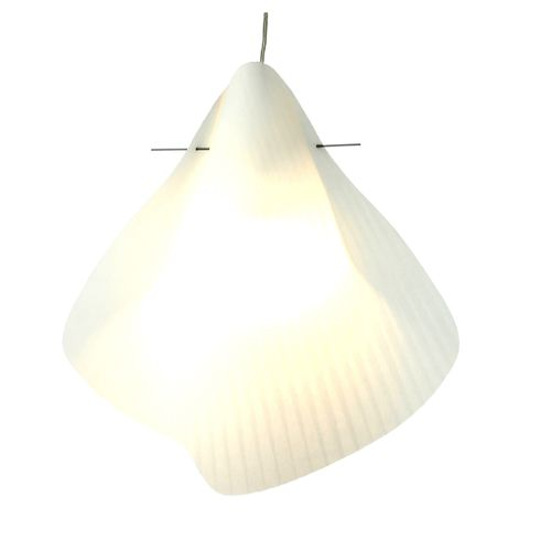 pendant lamp / contemporary / steel / Japanese paper