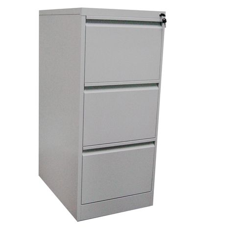 low filing cabinet / steel / with drawers / modular