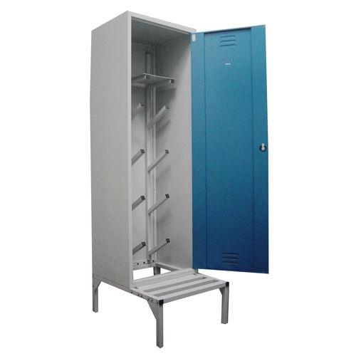 metal locker / for public buildings