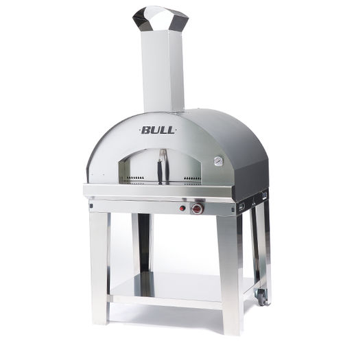 gas oven / wood-burning / commercial / pizza