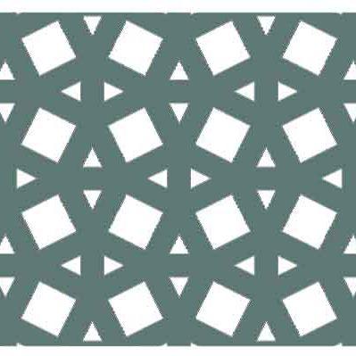 wood decorative panel / MDF / composite / aluminum