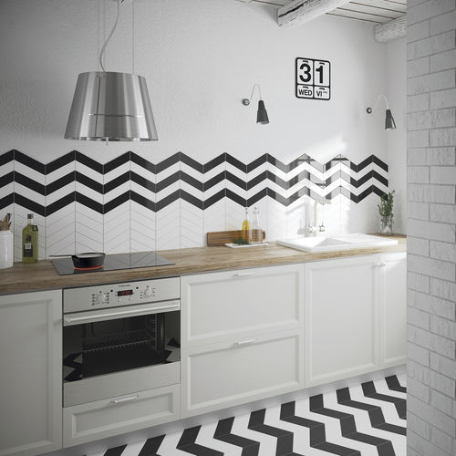 Indoor tile / wall / porcelain stoneware / matte STYLE Topgres GmbH & Co. KG