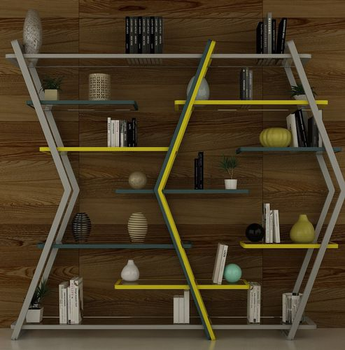 Modular shelf / contemporary / steel / glass CLEP_SYDRA_T, CLEP_SYDRA_W Castellani.it srl