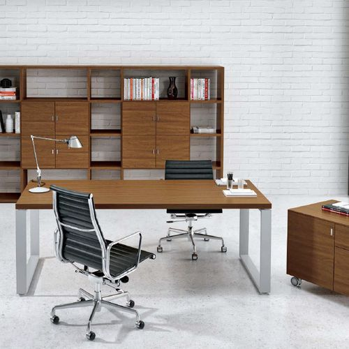 Commercial desk and storage set ARCHIMEDE Castellani.it srl