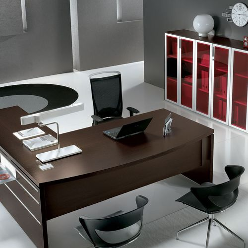 Commercial desk and storage set ODEON Castellani.it srl