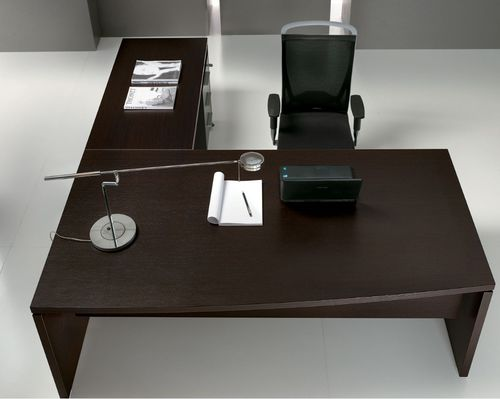 executive desk / wooden / metal / melamine