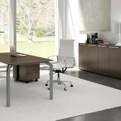 Commercial desk and storage set YOGA Castellani.it srl