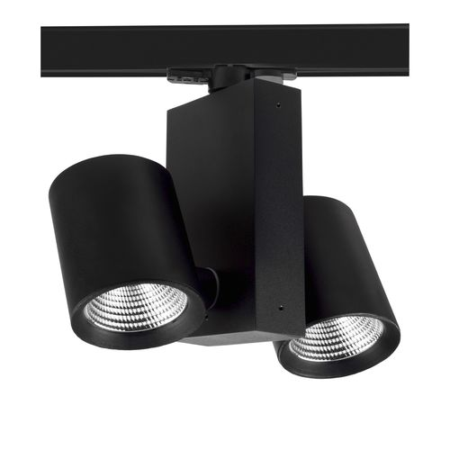 Surface mounted spotlight / indoor / for kitchens / LED TRACER TWIN LIRALIGHTING
