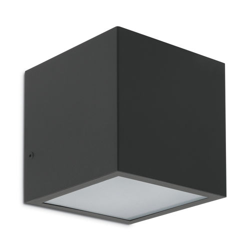 contemporary wall light / outdoor / aluminum / LED