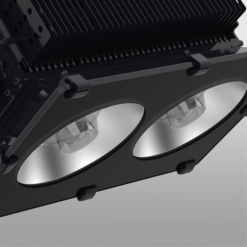 IP67 floodlight / LED / for public spaces / for stadiums